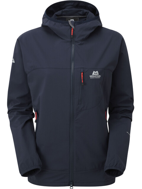 Mountain Equipment W's Echo Hooded Jacket Cosmos